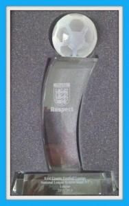 Respect Award 2