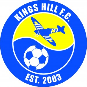 Kings Hill FC Logo High-res2