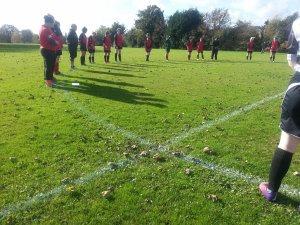 Ashford Angels v Deal Town U16 A-300