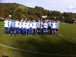 Dover Rangers and Soccer Elite U21 300