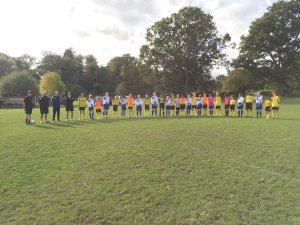 Foots Cray Lions and Bearsted U13-300