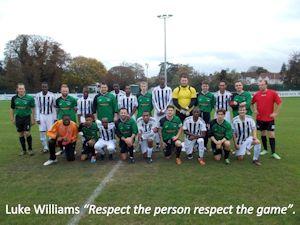 Phoenix Sports and Blackheath United 300