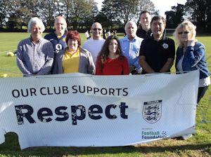 Respect Luke Williams - Our Club 300